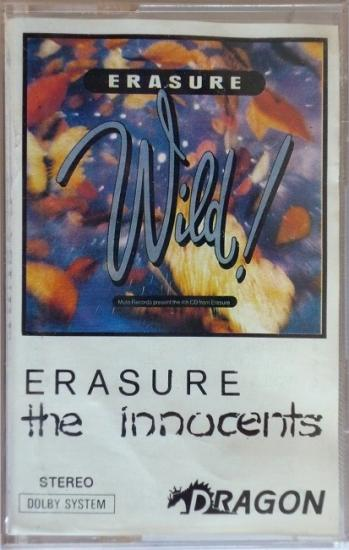 1990 'The innocents' Erasure, Pologne