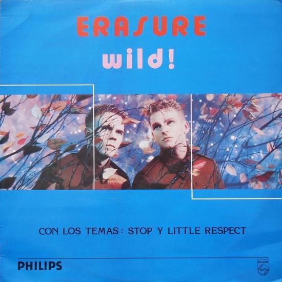Erasure: Wild!, 1990