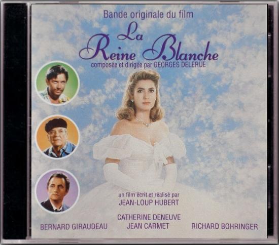 Georges Delerue: bo La Reine Blanche, 1991