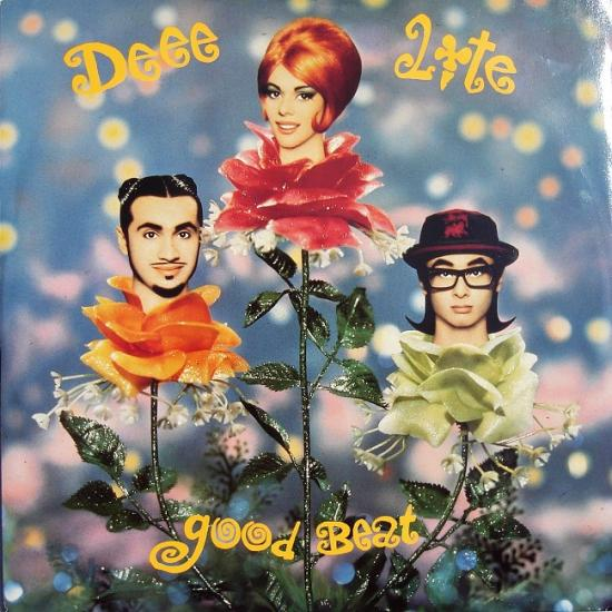 Deee Lite: Good beat, 1991
