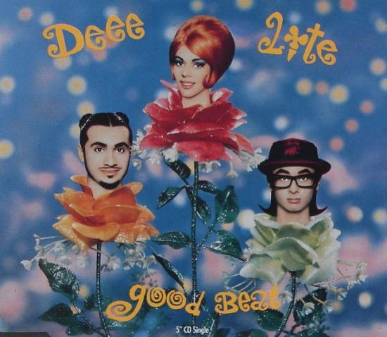 Deee Lite: Good beat, 1991, cd maxi