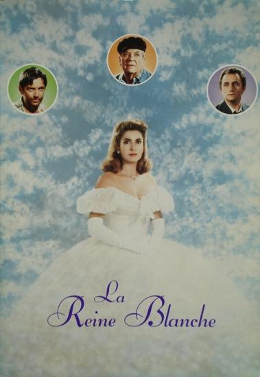 1991 dossier de presse La Reine Blanche
