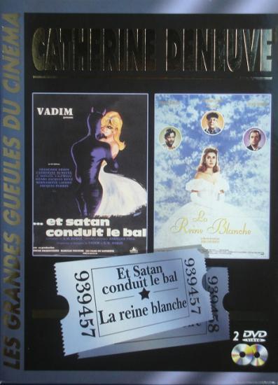 La Reine Blanche, film de Jean-Loup Hubert, 1991, coffert dvd