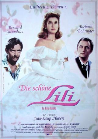 1991 la reine blanche, film de jean-loup hubert (die schöne lili)