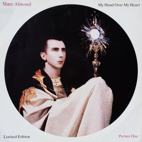 Marc Almond: My hand over my heart, 1991