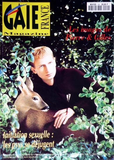 1992 Gaie France Magazine n°34