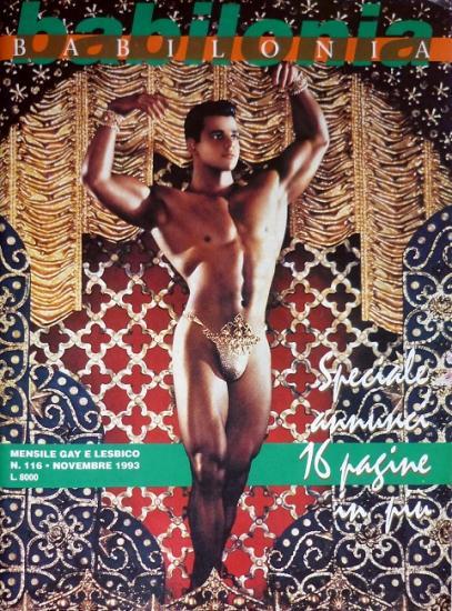 1993 Babilonia n°116, Italie