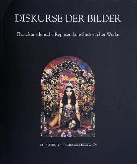 1993 catalogue Diskurse der bilder