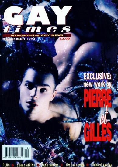 1993 Gay times n°183 (Angleterre)