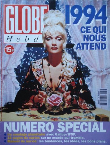 1993 Globe Hebdo N°47