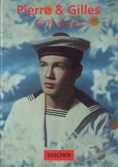 """""""Pierre et Gilles"""", 1993 (postcards)"""
