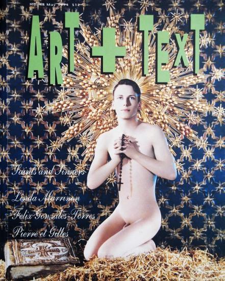 1994 Art+text n°48 (Australie)