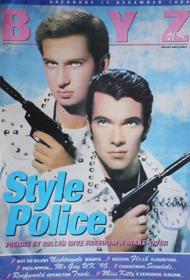 1994 Boyz  uk n°179 (Angleterre)