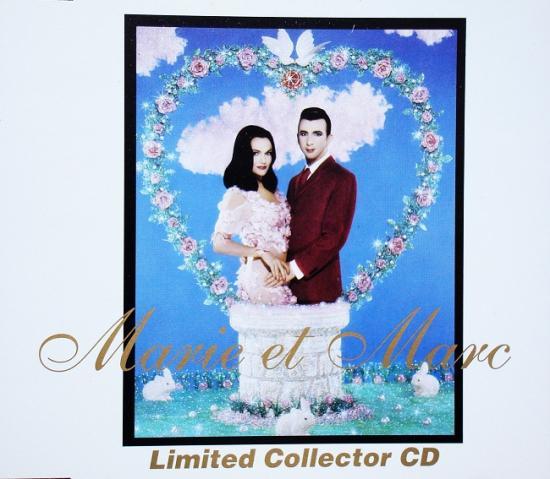 Marie et Marc, 1994, cd maxi