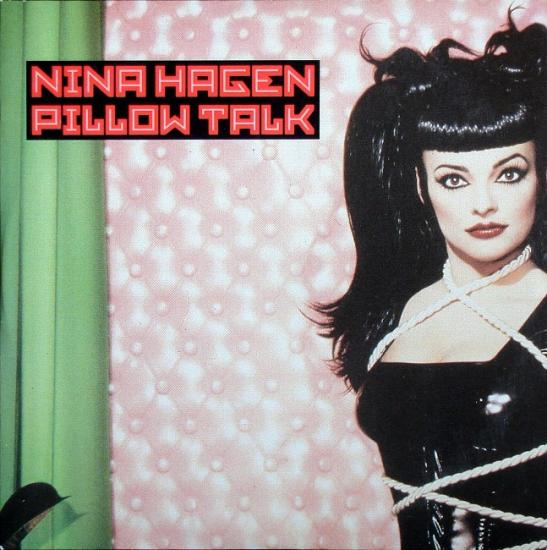 Nina Hagen: Pillow talk, 1994, cd single