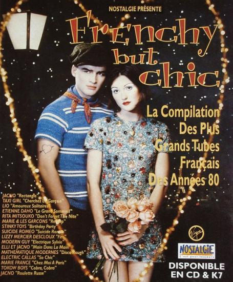 1994 pub disque Frenchy but chic