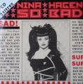 Nina Hagen: So bad, 1994, cd single France