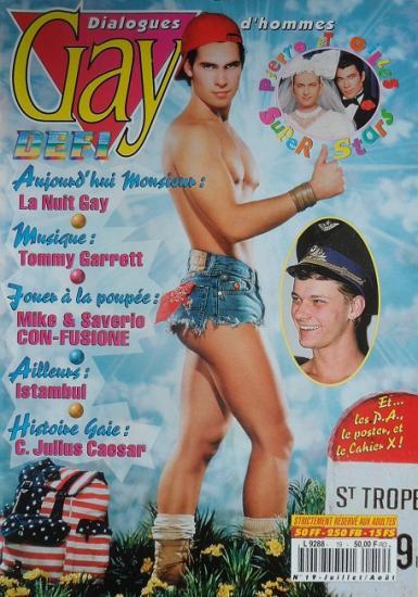 1995 Gay défi n°19, juillet-août