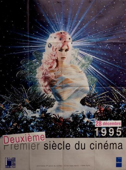1995 aff 'Premier siècle du cinéma'