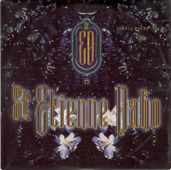 St Etienne Daho: Jungle pulse, 1995, cd single