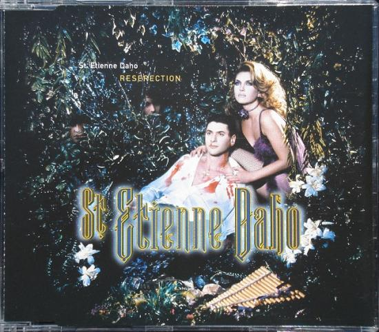 St Etienne Daho: Reserection, 1995, cd maxi