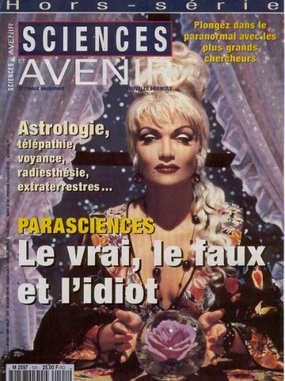 1995 Sciences et avenir n°101