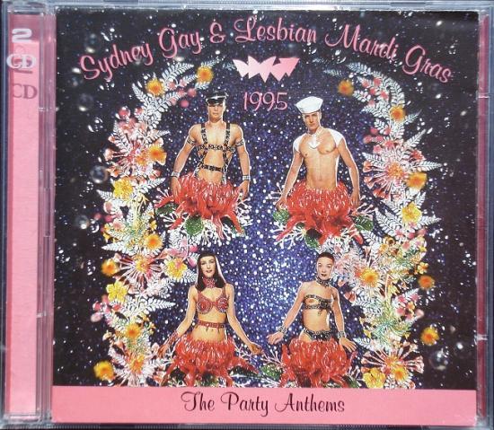 Sydney Gay & Lesbian Mardi Gras,1995
