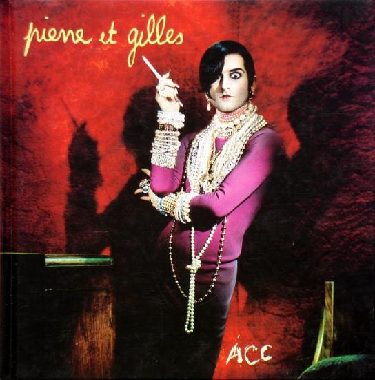 """Catalogue de l'exposition """"Pierre et Gilles"""", 1996"""