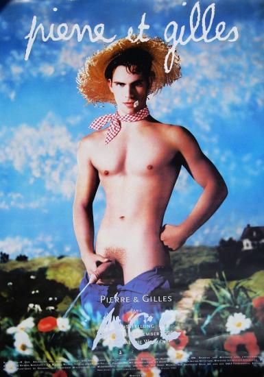 """""""Pierre et Gilles"""", ACC Galerie, Weimar, 1996"""