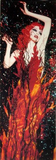1996 gcp 'Les plaisirs de la forêt, Susie Bick' Glasgow