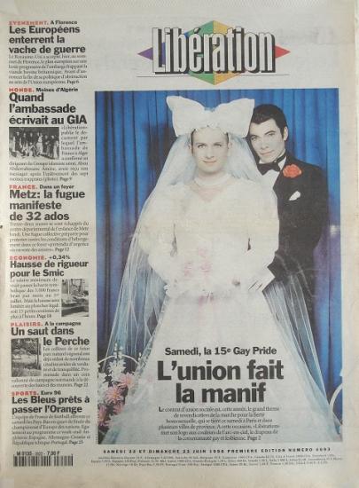 1996 Liberation n°4693