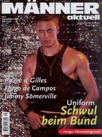 1996 Männer aktuell n°9 (Allemagne)