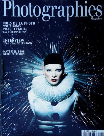 1996 Photographies magazine  n°81