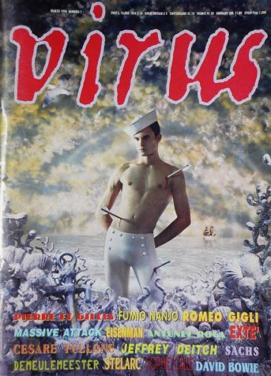 1996 Virus n°7 (Italie)