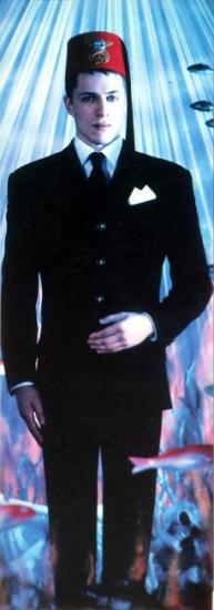 1997 gcp 'Les fonds marins' Laurent Chemda, Glasgow