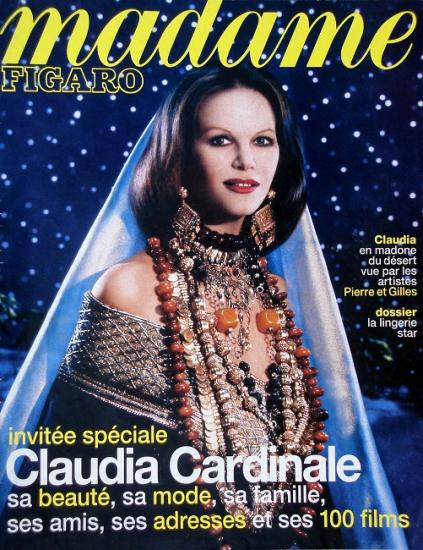 1997 Madame figaro cahier national n°4