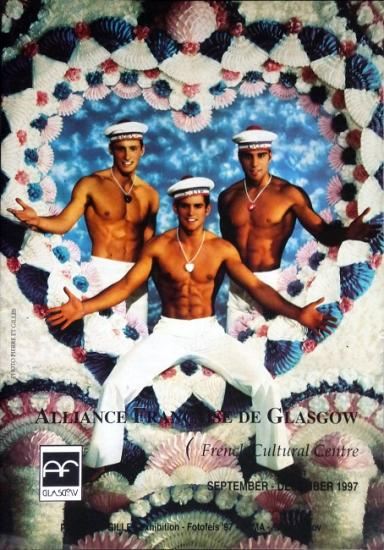 1997 programme Alliance Française de Glasgow