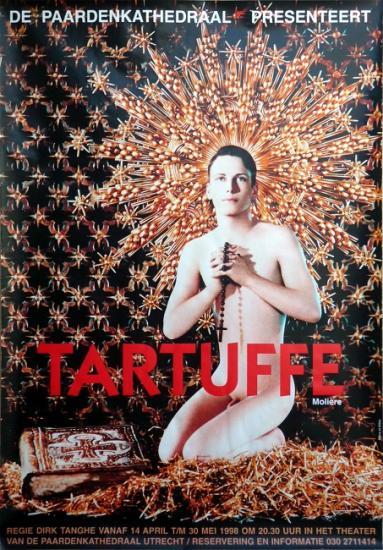1998 aff 'Tartuffe' Nederland