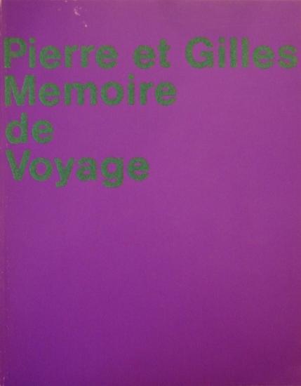 """Catalogue de l'exposition """"Mémoire de voyage"""", 1998"""
