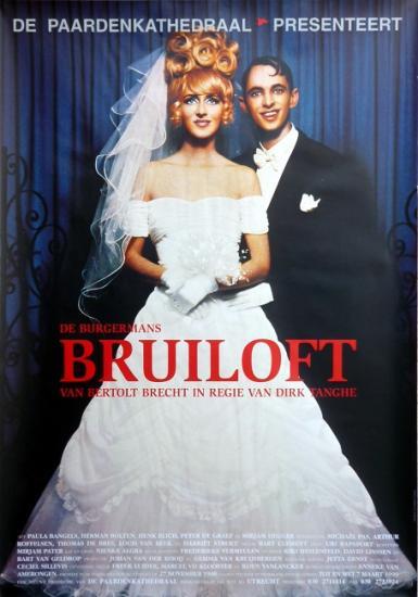 1998 grande aff 'De burgermans Bruiloft' Nederland