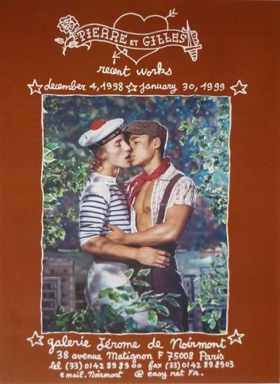 1998 pub 'Pierre et Gilles, recent works' USA