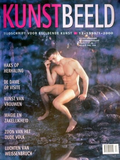 1999 Kunstbeeld n°12, Pays-Bas