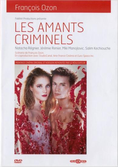 Les amants criminels, film de François Ozon, 1999, dvd