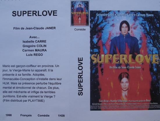 1999 jaquette Superlove