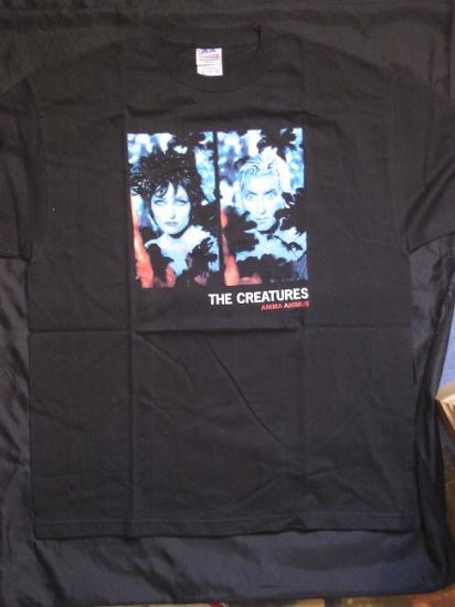T-shirt The Creatures, 1999