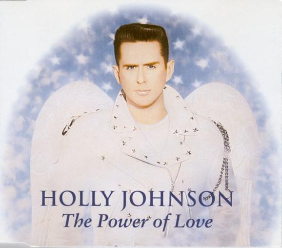 Holly Johnson: The power of love (cd1), 1999, cd maxi