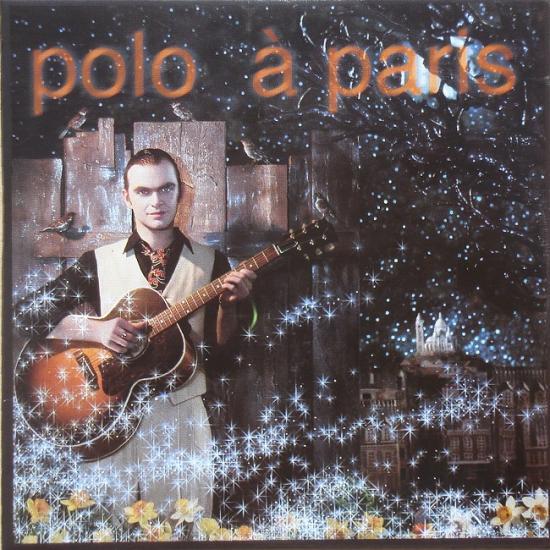 Polo: A Paris, 2000, cd single promo