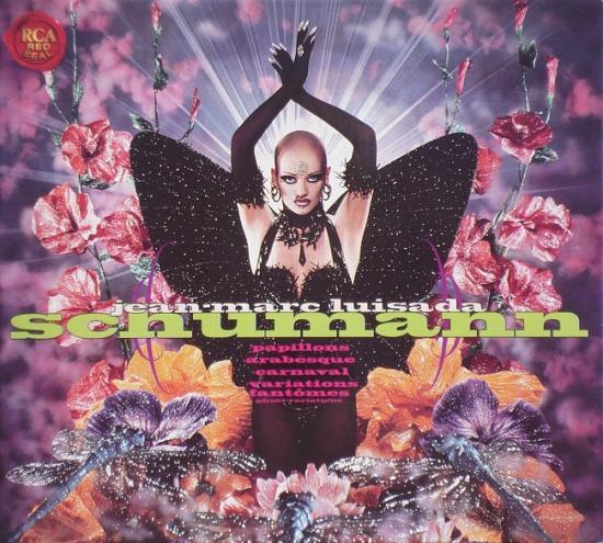Jean-Marc Luisada: Schumann, 2000, cd digipak