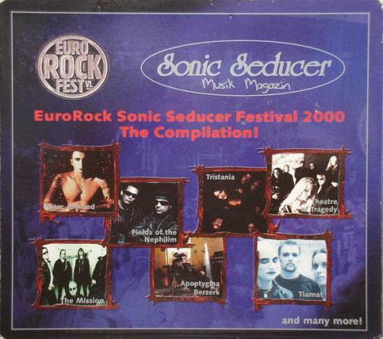 2000 Sonic Seducer Festival, the compilation