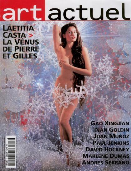 2001 Art actuel n°17